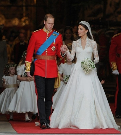 The Most Beautiful Wedding Dresses of the World Stars